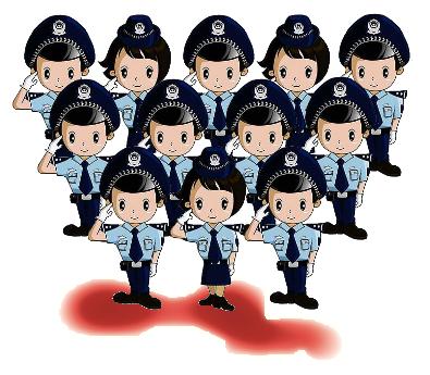 Doze Policiais