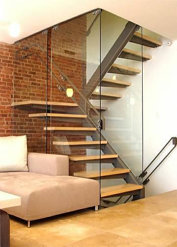 Trinta escadas diferentes bonitas e criativas simplesmente for Escaleras plegables baratas