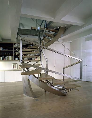 Trinta Escadas Diferentes Bonitas E Criativas Simplesmente