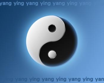 Símbolo do Ying e do Yang